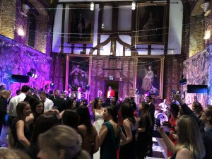Ambassador Showband - Jewish Wedding Band London at Hatfield House